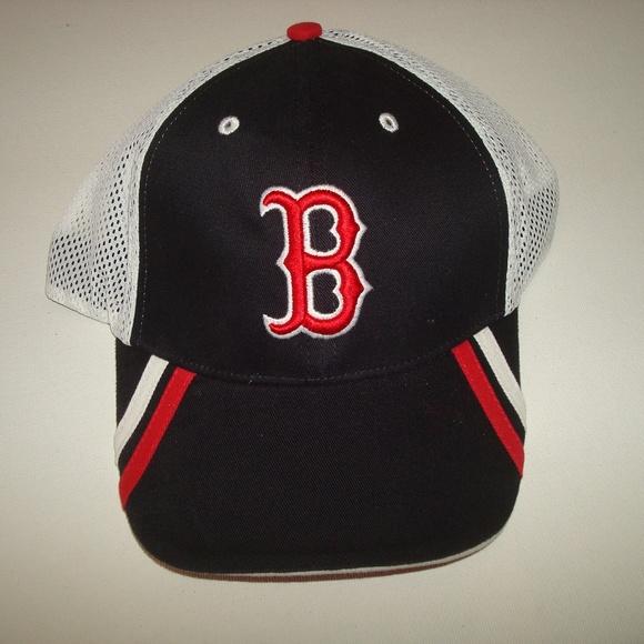 accessories boston red sox hat cap snapback vintage 90s poshmark